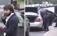 Полиция задержала водителя Porshe, открывшего огонь на свадьбе в Москве