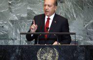 Эрдоган выступил с трибуны Генасамблеи ООН