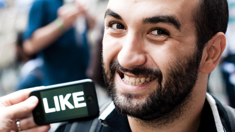 Комментарии друзей в соцсетях делают людей счастливее