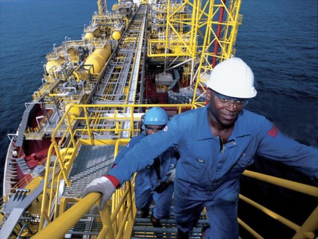 Ангола обогнала Россию по поставкам нефти в Китай