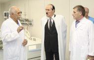 Рамазан Абдулатипов посетил кардиологический центр