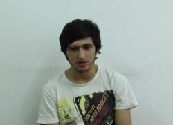 Опрос одного из задержанных убийц офицера М.Нурбагандова (ВИДЕО)