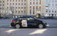 Пропавшую в Москве девочку нашли благодаря ее портрету на такси