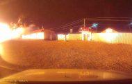 В районе села Эндирей Хасавюртовского района взорвалась АЗС, есть пострадавшие (Видео)