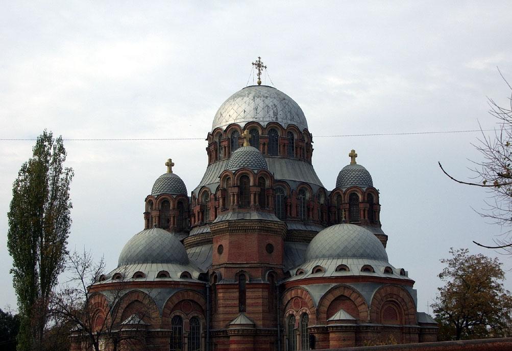 Начаты реставрационные работы Знаменской церкви в Хасавюрте – крупнейшего православного храма на Северном Кавказе