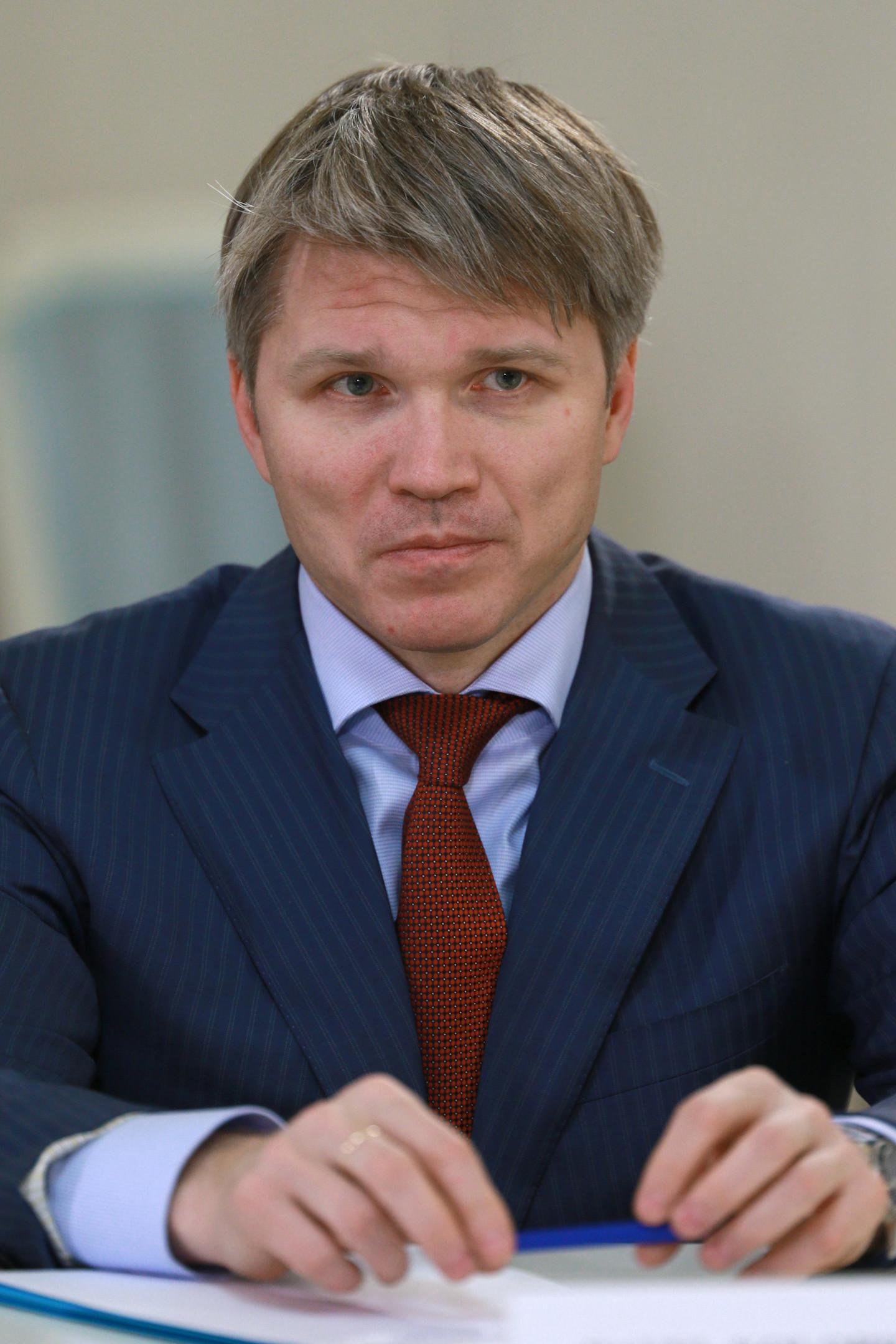 Кто такой новый министр спорта Павел Колобков