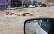 Махачкала уходит под воду