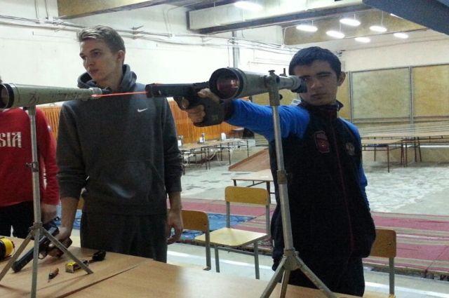 Дагестанец Ферзали Джамиев завоевал три золотые медали первенства России по пулевой стрельбе