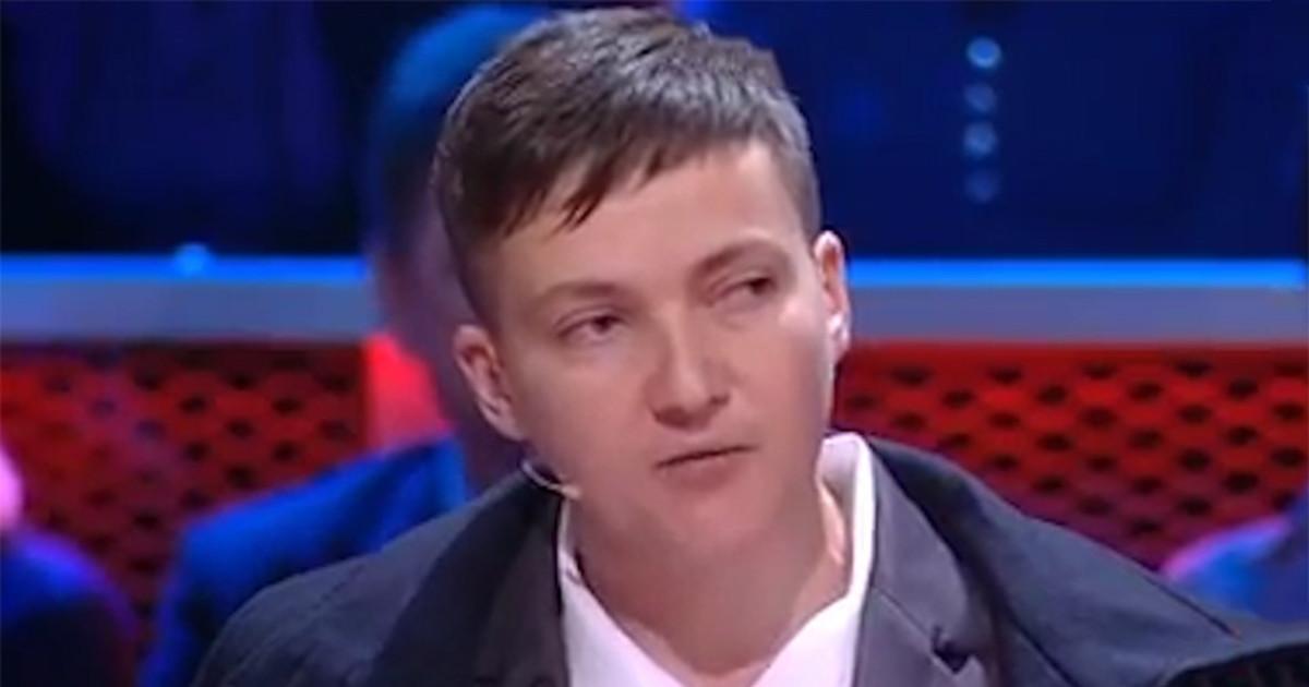 Савченко: Порошенко должен извиниться перед Януковичем и уступить ему своё место (Видео)