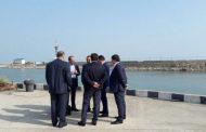 Иранские бизнесмены готовы купить акции Махачкалинского порта