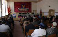 Выездное совещание-семинар по вопросам борьбы с экстремизмом и терроризмом Дагкомрелигии провел в Гунибском районе