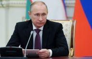 Путин своим указом освободил от должностей более 10 генералов МВД РФ