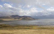 Таинственный объект снят на видео на Великих озерах в Северной Америке (Видео)