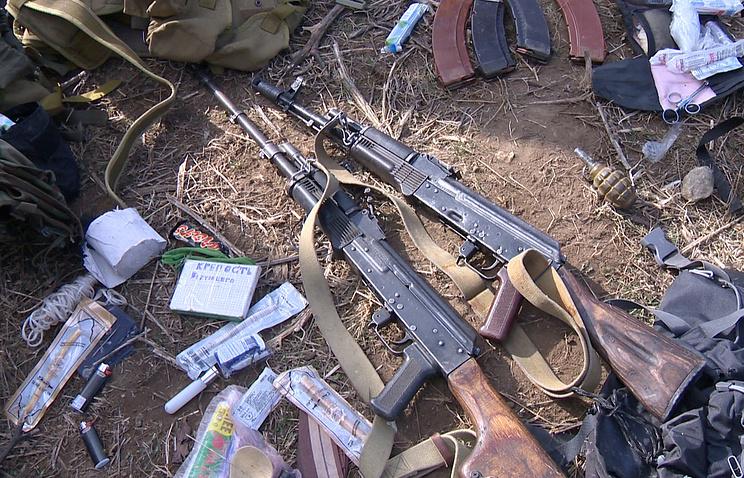 Режим КТО введен в Дербенте, убиты двое боевиков