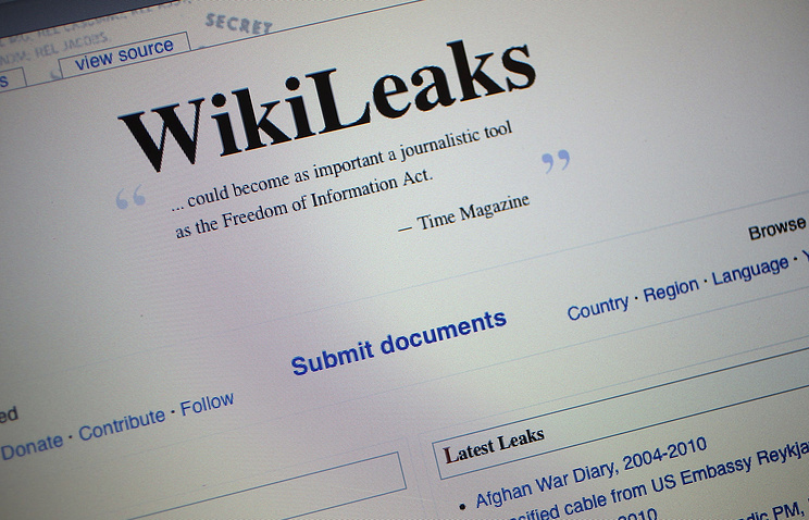 WikiLeaks опубликовала письмо активистки демократов о