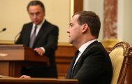 Медведев представил Мутко словами «лет ми спик фром май харт ин рашен»