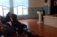 Представители Народного Собрания РД  и Дагкомрелигии провели встречу с учащимися махачкалинской гимназии