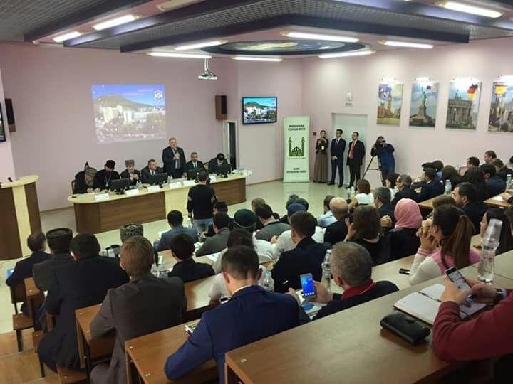 Вопросы  межнационального и межконфессионального мира обсуждают на конференции в Пятигорске