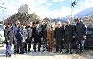 Правительственная делегация посетила строящийся комплекс