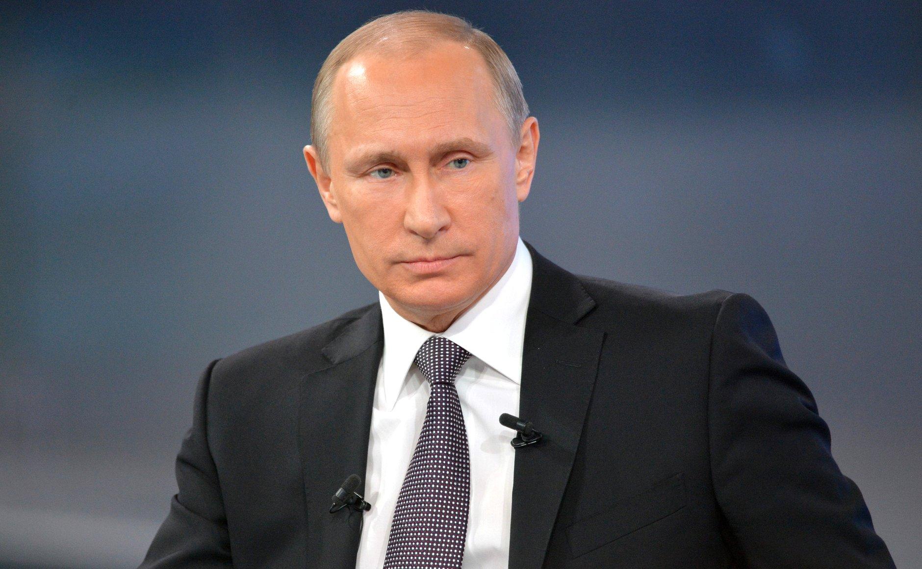 Путин считает лучшим ответом на антироссийские санкции свободу ведения бизнеса в стране