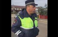 Участковый из Татарстана оштрафовал гаишников за непристегнутые ремни (Видео)