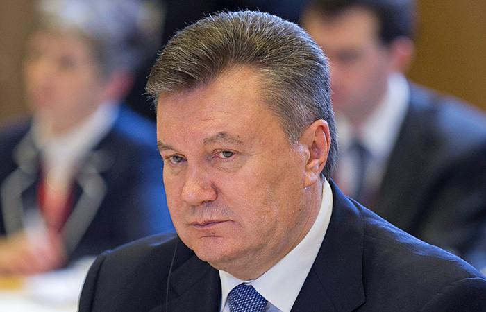 Янукович сожалеет, что не ввел военное положение во время
