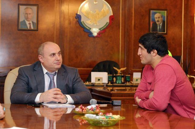 Абдулрашид Садулаев получил от властей Махачкалы земельный участок