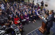 Обама не стал оправдываться на первой пресс-конференции после выборов в США