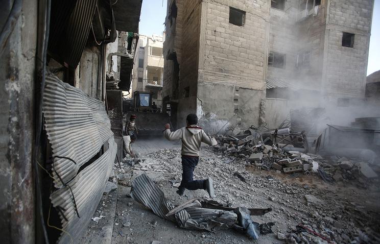 Минобороны РФ: США призвали другие страны мешать ВКС бороться с террористами в Сирии