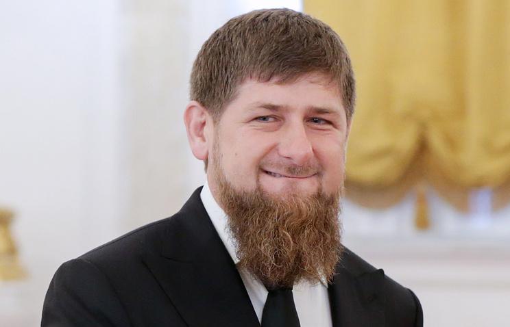 Кадыров вместе с Галустяном репетировал пародию на себя в КВН