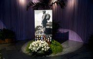 Урну с прахом Фиделя Кастро установили в Министерстве вооруженных сил Кубы