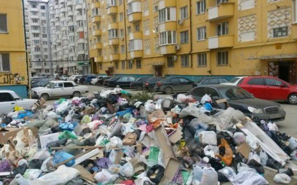 Антисанитария на улицах Махачкалы может привести к уголовному делу