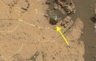 Марсоход Curiosity обнаружил на Красной планете