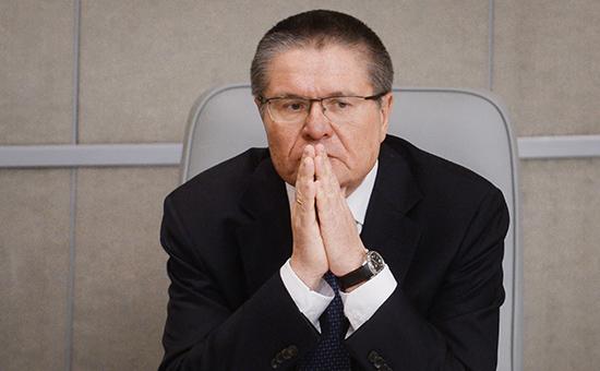 Следственный комитет сообщил о задержании министра Алексея Улюкаева