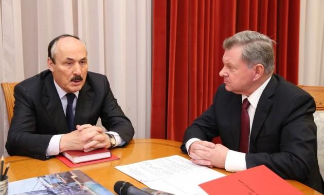 «Удачный» визит Олега Белавенцева в Дагестан