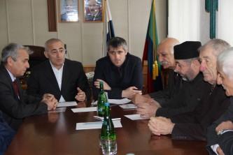 Председатель Дагкомрелигии провел выездное совещание в г.Кизилюрте