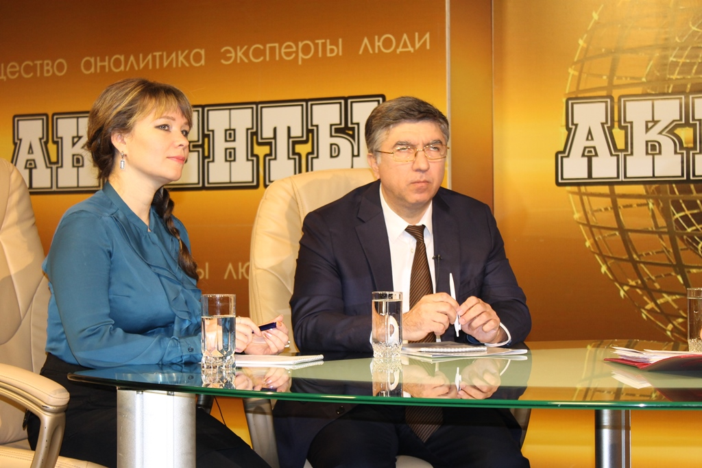 Представители ОНФ в Дагестане рассказали о третьем «Форуме Действий» и съезде ОНФ в эфире телепередачи «Акценты»