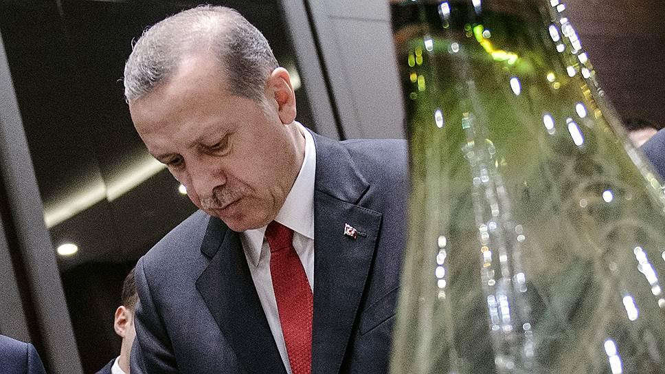 Реджеп Тайип Эрдоган увидел альтернативу ЕС