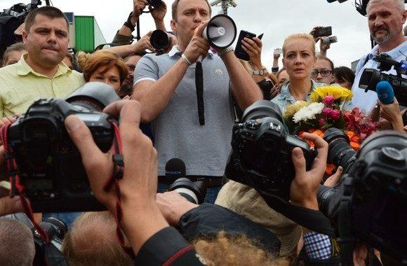 «Навальный вводится в игру»