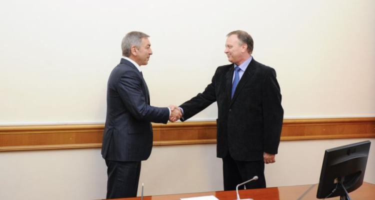 В Дагестане сменился руководитель филиала ООО