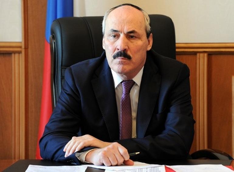 В сети опубликована запись перепалки с голосами, похожими на голоса главы Дагестана и мэра Буйнакска