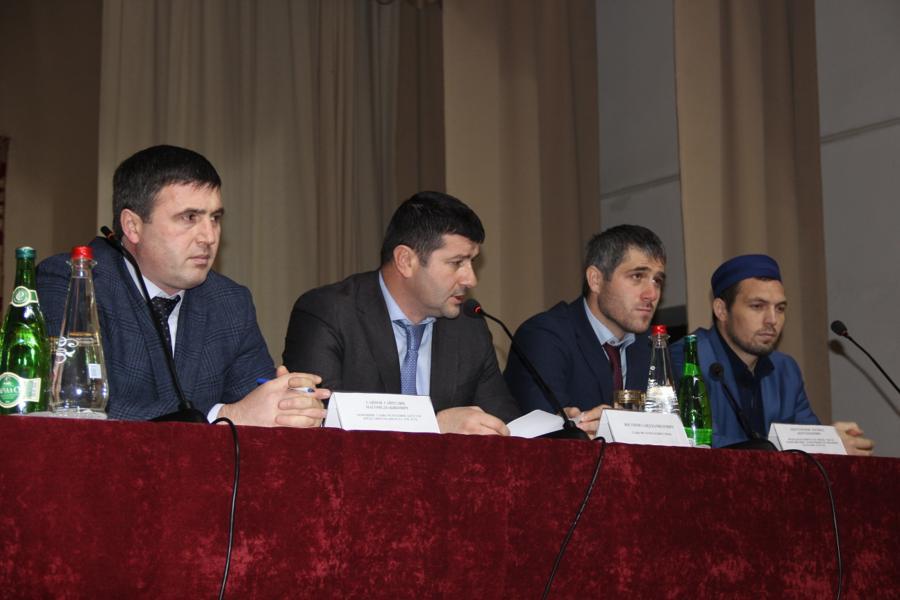 В Горном территориальном округе прошла конференция по антитеррористической тематике