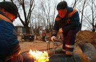 В результате ДТП в Дагестане повреждён газопровод