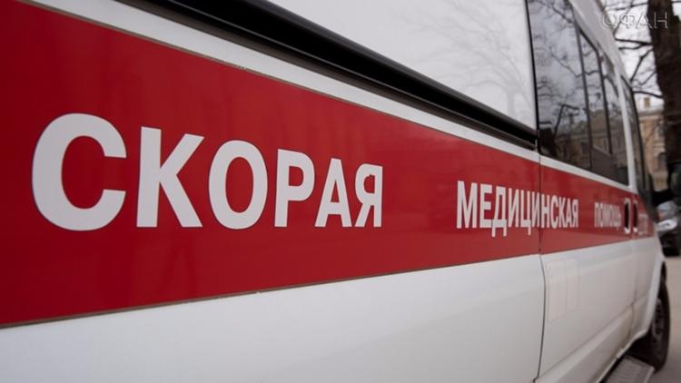 Один человек пострадал при взрыве газа в частном доме в Хасавюрте