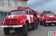 В Каспийске сожгли пивной бар