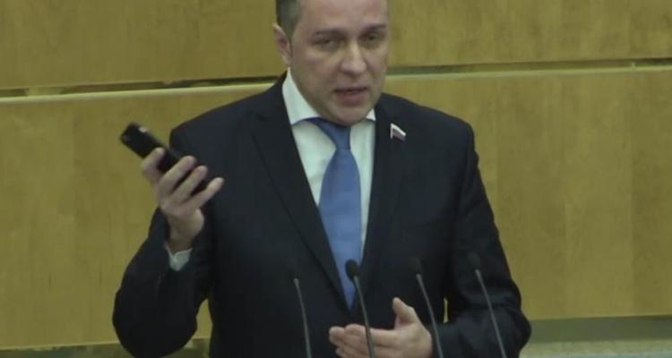 Депутат Госдумы от ЛДПР предлагает направить в Дагестан вертолёт (Видео)