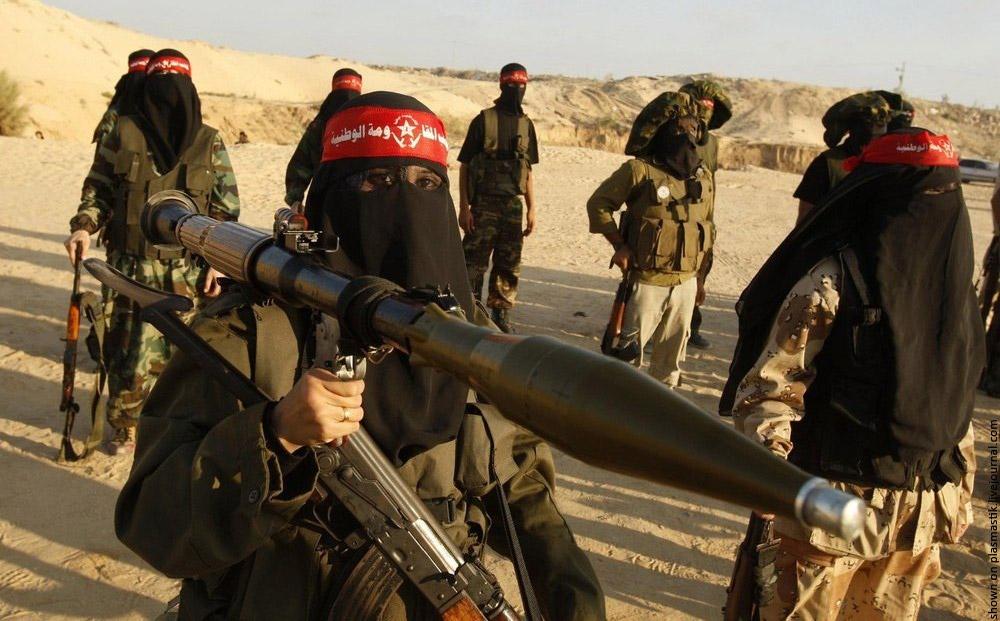 Террористические организации.