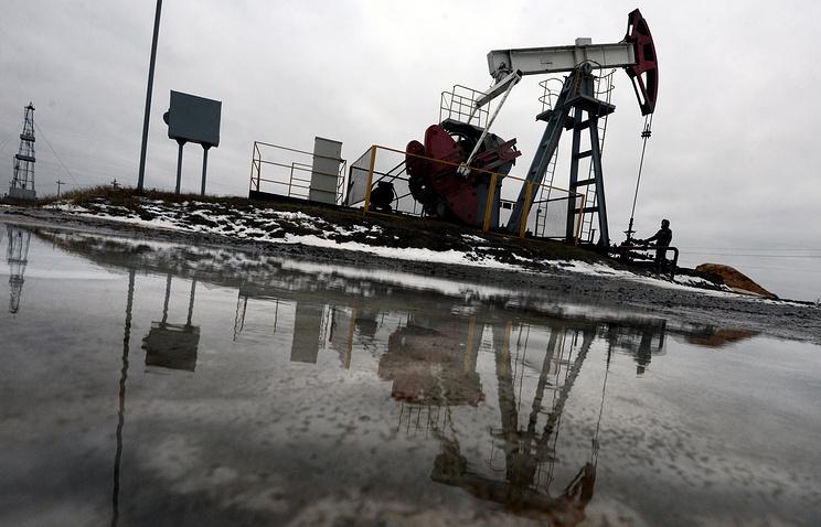 Цена нефти Brent превысила $57 впервые с 21 июля 2015 года