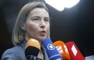 Могерини: решения ЕС по санкциям против РФ не будут увязаны с позицией США