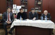 В Избербаше обсудили вопросы конфессиональных отношений
